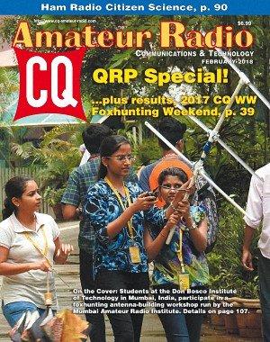 CQ Amateur Radio - February 2018