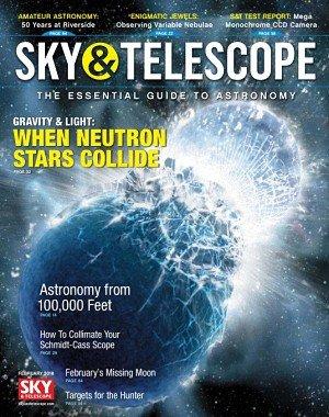 Sky and Telescope - February 2018