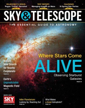 Sky and Telescope - March 2018