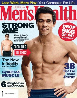 Men's Health Australia - March 2018