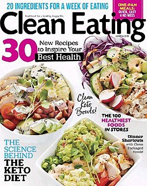 Clean Eating - March 2018