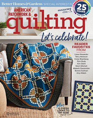 American Patchwork and Quilting - January 25, 2018