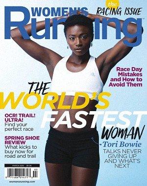 Women's Running USA - March 2018