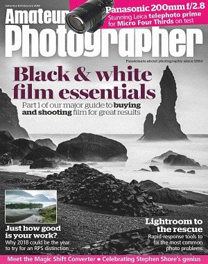 Amateur Photographer - 10 February 2018