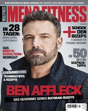 Men's Fitness Germany - März 2018
