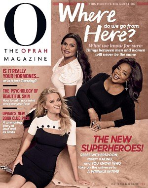 O, The Oprah Magazine - March 2018