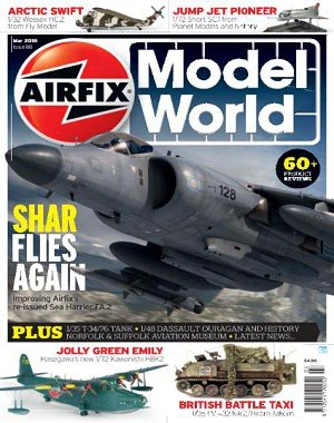 Airfix Model World - March 2018