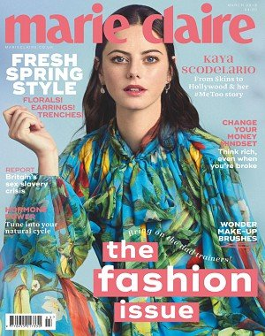 Marie Claire UK - March 2018