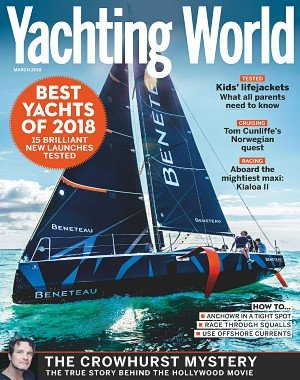 Yachting World - March 2018