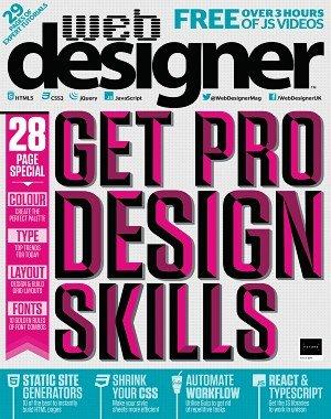 Web Designer UK - May 2018