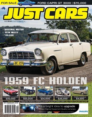 Just Cars - February 2018