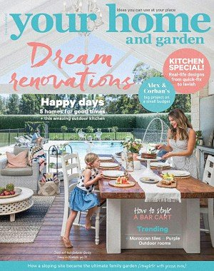 Your Home and Garden - March 2018