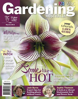 Gardening Australia - March 2018