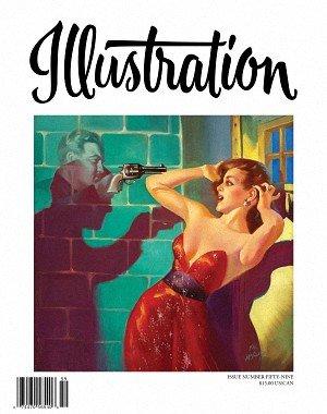 Illustration Magazine - February 2018