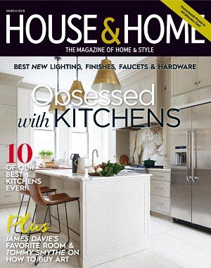 House and Home - March 2018