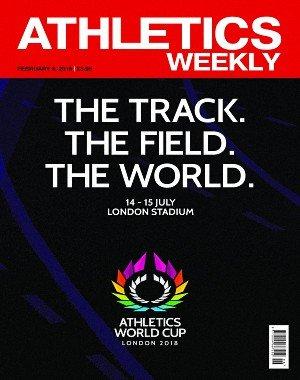 Athletics Weekly - February 08, 2018