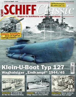 Schiff Classic - März/April 2018