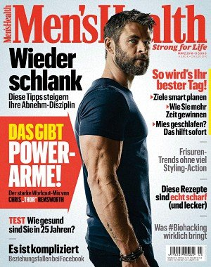 Men's Health Germany - März 2018