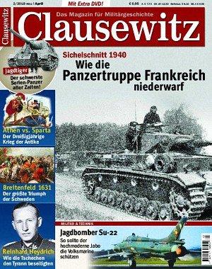 Clausewitz - März/April 2018