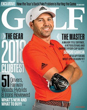 Golf Magazine USA - March 2018
