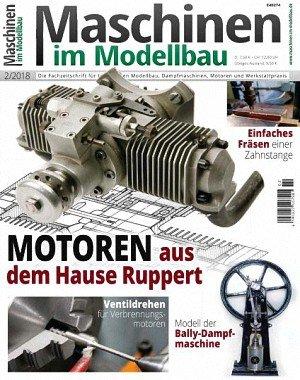 Maschinen im Modellbau Nr.2 - März-April 2018