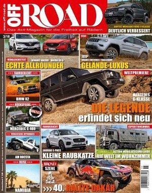 Off Road Germany - März 2018