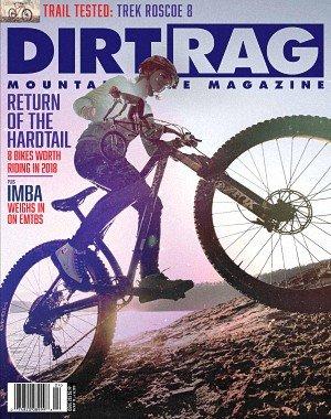 Dirt Rag Magazine Iss 203, 2018