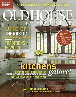 Old House Journal - March 2018