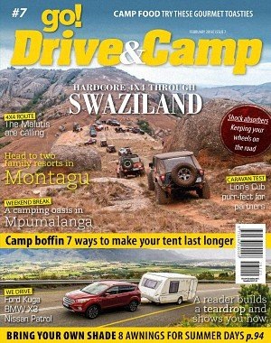 Go! Drive and Camp - February 2018