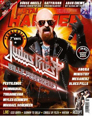Metal Hammer Germany - März 2018