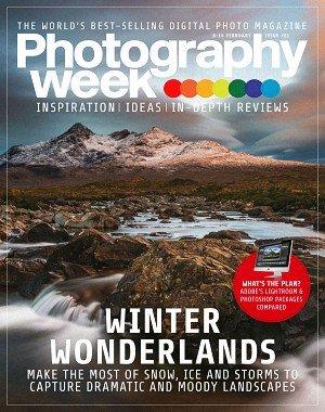Photography Week - 08 February 2018