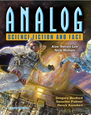 Analog Science Fiction and Fact - March/April 2018