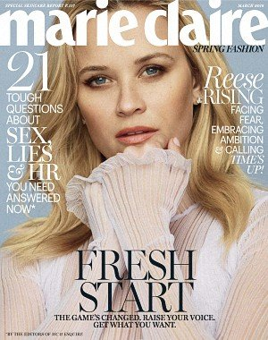 Marie Claire USA - March 2018