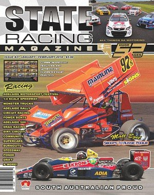 State Racing Magazine - March 2018