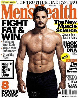 Men's Health South Africa - March 2018