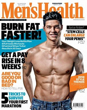 Men's Health Singapore - March 2018