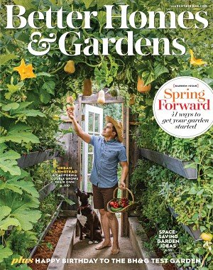 Better Homes and Gardens USA - March 2018