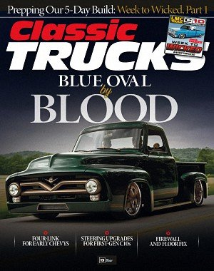 Classic Trucks - May 2018
