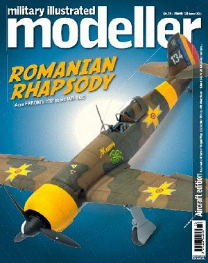 Military Illustrated Modeller - Issue 083 (March 2018)