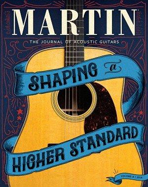 Martin. The Journal of Acoustic Guitars - Volume 8 2018