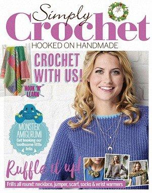 Simply Crochet - June 2018
