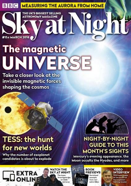 Sky at Night - March 2018