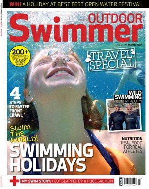 Outdoor Swimmer - March 2018