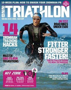 220 Triathlon UK - April 2018