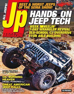 JP Magazine - May 2018