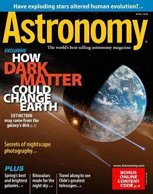 Astronomy - April 2018