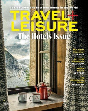 Travel+Leisure USA - March 2018