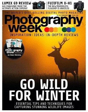 Photography Week - 16 February 2018