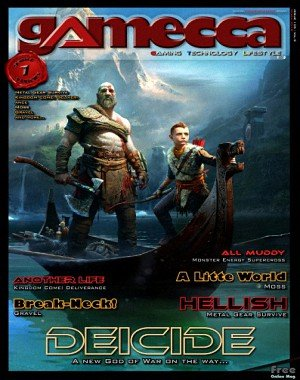 Gamecca Magazine - March 2018