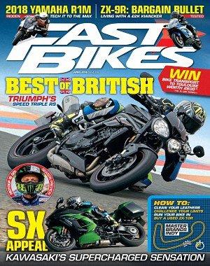Fast Bikes UK - April 2018